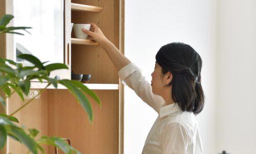 無垢材収納家具の選び方