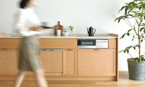 作業しやすいキッチンのレイアウトとは