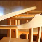 「メープル」を家具材で使用する際の特徴とは