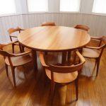 チェリーのチェアと相性の良いテーブル素材は