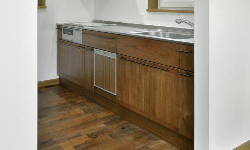 キッチン形状の特徴を知る その1