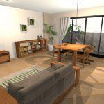 3Dプランニングで失敗しない家具選びを!