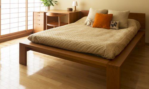 無垢材のベッドフレームはここを見て選ぶ
