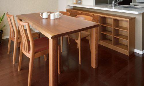 ダイニングテーブルの大きさが「毎日の暮らし」を変える理由は