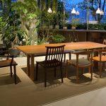 木の家具納品実例 ~お客様訪問記~ 「自然の光・自然の色(LPA 面出 薫さん / 東京都・中央区)」