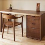 無垢材家具で在宅ワークをもっと快適に、もっと心地よく!